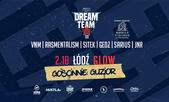 Guzior gościnnie na Dream Team Tour