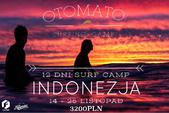 Indonezja Surf Camp Otomato