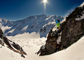 Jasna Adrenalin - Freeride World Qualification 2014