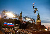 Red Bull X-Fighters w Moskwie