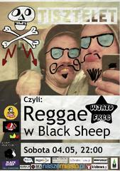 Reggae Majówka z Tisztelet Sound & G-Hot Sound w Black Sheep