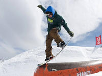 Snowboardowe szaleństwo