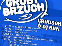 Wygraj bilet na GrubSona i BRK w Gliwicach