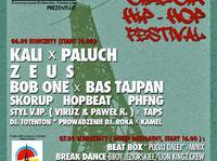 6-7.10.2014 Gliwice / Silesia Hip-Hop Festival