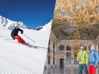 Karnet SKI plus CITY Pass Stubai Innsbruck