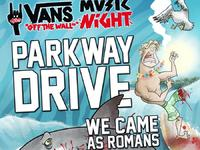 Parkway Drive w klubie PROXIMA - VANS OFF THE WALL MUSIC NIGHT: