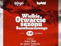 Rozpocznij sezon zimowy w Cafe Kulturalna