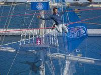 Najwyższe zawody trickline na świecie w Gdyni!