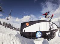 OSCYP Snowboard Contest 2015 - Piotr Janosz