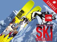 Mamy zwycięzcę konkursu The North Face® Ski Challenge presented by Gore-Tex®