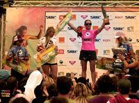 Cori Schumacher wygrywa Roxy Jam 2010