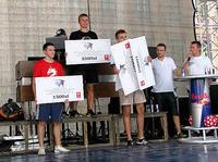 Mistrzostwa Polski Freestyle Football - Cieszyn 2010