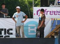 Relacja z finałów Baltic Games 2010 - Skateboarding
