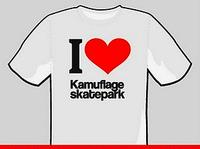 Ostatni weekend w skateparku Kamuflage*