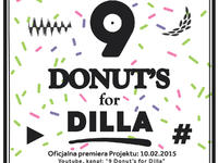 9 Donut's for Dilla