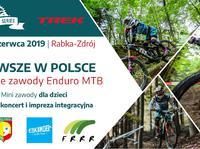 Trek Enduro MTB Series, 22-23 czerwca 2019, Rabka-Zdrój