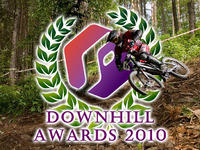 Downhill awards 2010