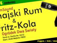 30.08.2014 Toruń / Jamajski Rum & Fritz-Kola / Dwa Światy