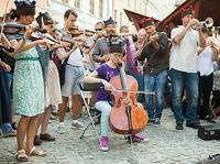 Listopadowa sesja warsztatowa Orkiestry Jarmarku Jagiellońskiego