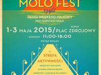 Molo Fest – Czyli długi weekend majowy w Sopocie!