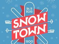 Snow.Town.3 - targi sprzętu, ubrań i dodatków na stok