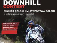Downhill Contest 2012, Zawoja góra - Mosorny Groń
