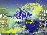 Ruszyła sprzedaż biletów na Miedwie Street Art Festiwal vol. 2