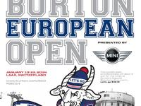 Burton European Open by Mini - Laax 2014
