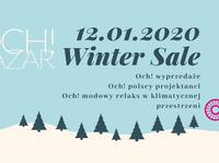 Och!Bazar Winter SALE u polskich projektantów