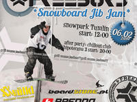 Freebord Snowboard Jib Jam