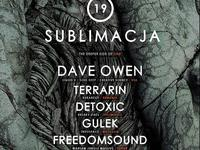 Sublimacja #19 Dave Owen (USA) Mózg Warszawa