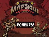 Wyniki konkursu Mad Skillz Festival 2013