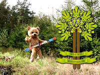 Dirty Bear zostaje Ambasadorem Projektu SKIS4TREES