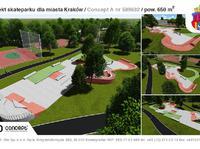 Skatepark w Parku Jordana (Kraków)