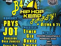 """Wrocławskie Hip Hop Kemp B4 Party + """"Bitwa o 71"""""""