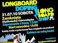 Longboard Doping - Street Art Doping 2010