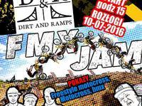 FMX JAM - Dirt & Ramps Park - Rozłogi k Świebodzina