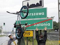 BMXem przez Polskę