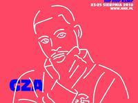 GZA zagra na festiwalu Hip Hop Kemp 2018!