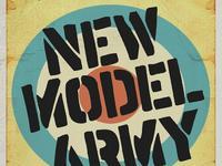 New Model Army w gdańskim klubie B90