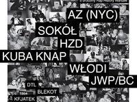 Rap History Warsaw  5 urodziny feat. AZ (NYC), JWP/BC, Sokół, Włodi, HZD, Kuba Knap