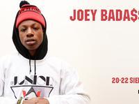 Joey Bada$$ na czternastej edycji festiwalu Hip Hop Kemp!