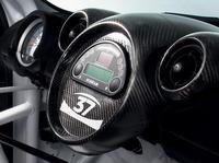 Wnętrze Mini WRC