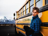 Vixen kręci klip na Islandii