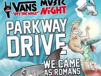 Wygraj wejście na koncert zespołu Parkway Drive