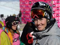Zmarła freestyle'owa narciarka Sarah Burke