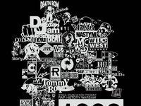 Rap History Warsaw - 1993 feat. Kebs, Blekot & Steez