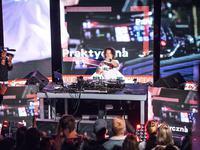 DJ Praktyczna Pani Mistrzem Polski DJ-ingu.