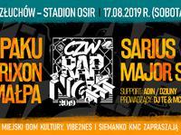 12. edycja CZW RAP NIGHT już 17. sierpnia w Człuchowie