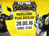 Flying Rockstar Energy Tour w Warszawie